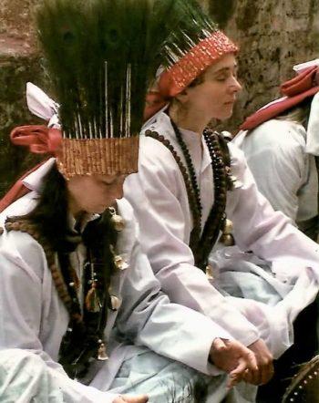 Fire Ceremony Initiation Nepal