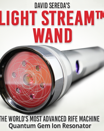 best rife machine light stream wand david sereda