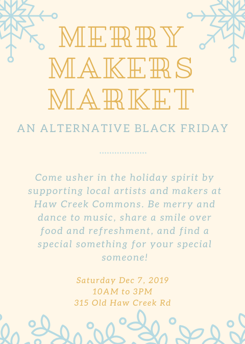 Merry Makers Market!