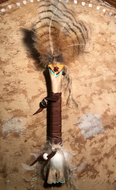 owl dreamer wish stick back
